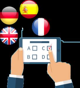 Test di lingua. Conosci il tuo livello nelle lingue?